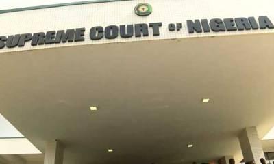 BREAKING: Supreme Court Gives Final Verdict On Zamfara APC Judgment Review
