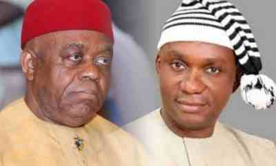 BREAKING: Nigerian Senator, Abia Assembly Speaker Arrested Over N551bn Fraud