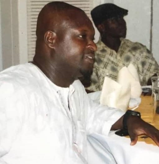 The late Inspector Emmanuel Kofi Nunekpeku
