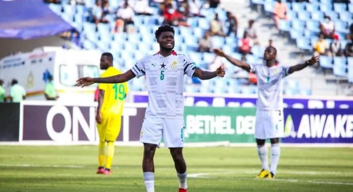 Black Stars in Harare