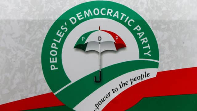 PDP Candidates For Lagos LG Elections