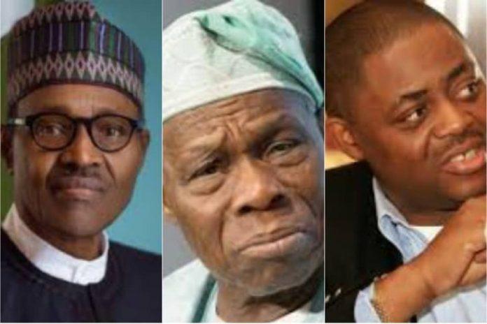 Obasanjo Fani-Kayode and Buhari
