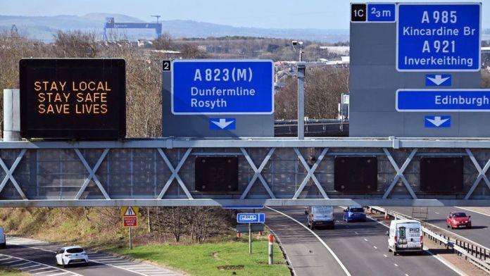 Travel Ban In Scotland