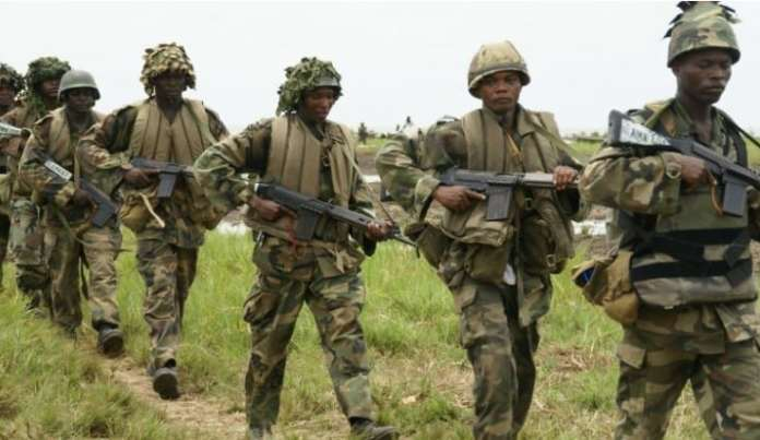 Nigerian Army Ranks and Monthly Salaries