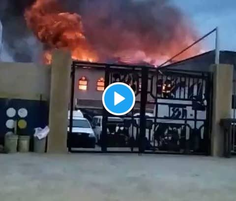 RCCG Church On Fire