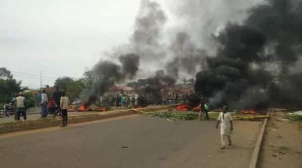 Fresh Protest Rocks Nigeria's Capital Territory