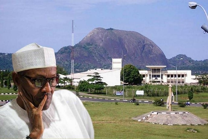 Robbers Invasion Of Aso Rock