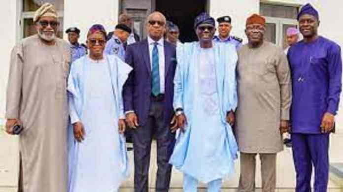 Southwest Governors Support Yoruba Nation
