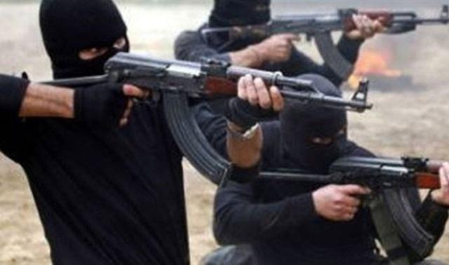 Police Engage Assailants In Gun Battle