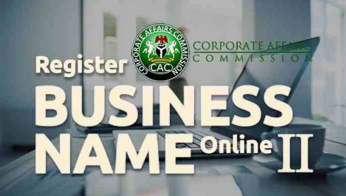 How To Register Business Name In Nigeria