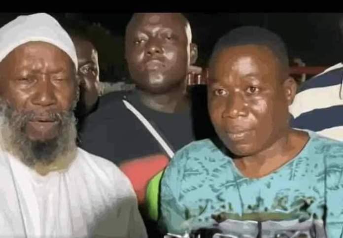 DSS Arrests Sunday Igboho At Guru Maharaji's Temple