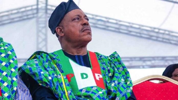 Uche Secondus As PDP Chairmain