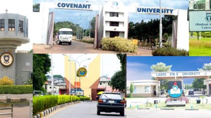 Best Universities In Nigeria