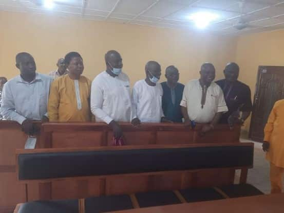 APC Leaders Dragged To Court For Hooliganism