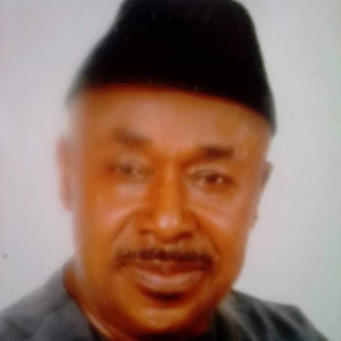 Nollywood actor, Rich Oganiru, dies