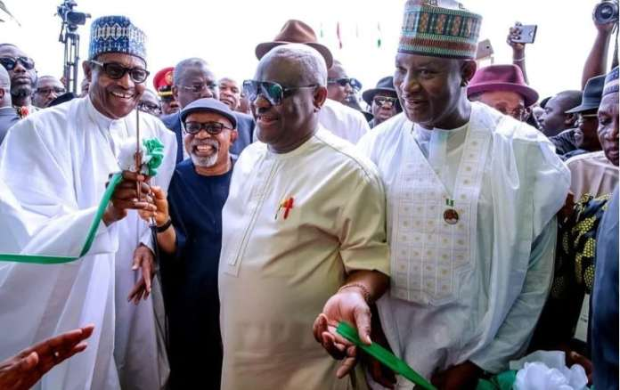 Governor Drags Buhari To Court Over VAT Collection