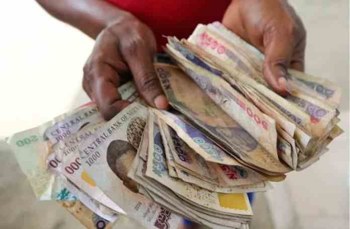 Naira Hits All-Time Low At Official Market