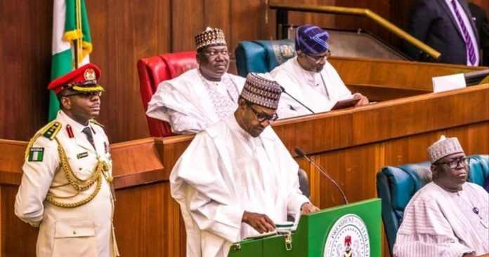 President Buhari Presents 2022 Budget To National Assembly