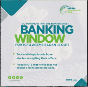 Latest News On Nirsal Microfinance Bank Loans October 2021