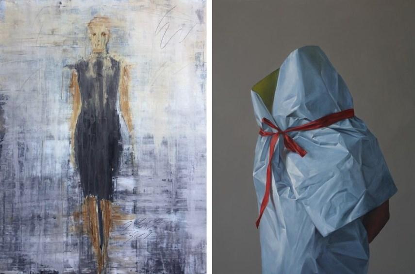 Roger Koenig - 1185 abstract fashion, Sebastian Herzau - The Artist is a Present