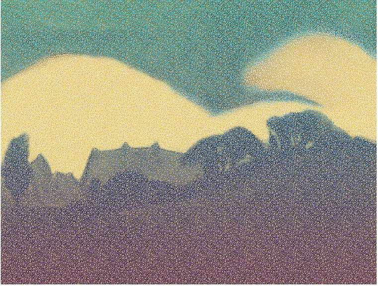Milton Glaser - Bear Mountain