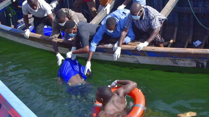 Tanzania ferry thegrio.com