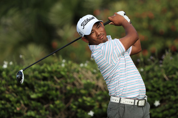 "The professional golfer <a href=""https://www.huffingtonpost.com/entry/tadd-fujikawa-first-male-pro-golfer-gay_us_5b9992f7e4b0"