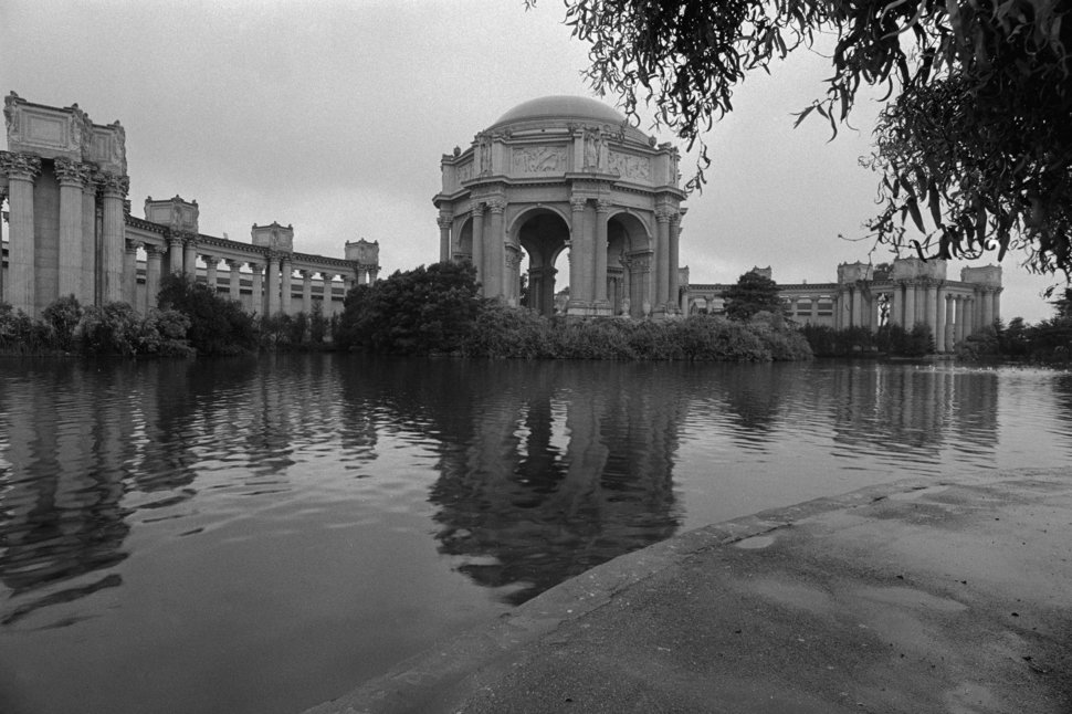 The Palace of Fine Arts, where Tchiya Amet El Maat publicly accused Neil deGrasse Tyson.
