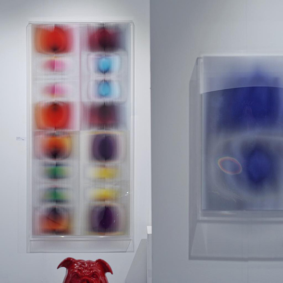 Installation View Galerie VIVENDI Natalie Cohen