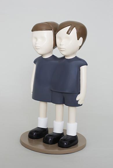 Justine Mahoney - Siamese Twins