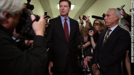 Comey: 'No idea' what Mueller will conclude -- 'I also don't care'