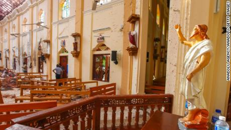 A tragic Holy Week culminates in an Easter Sunday horror