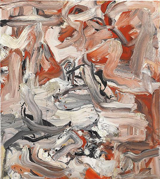 Willem de Kooning Untitled XVI