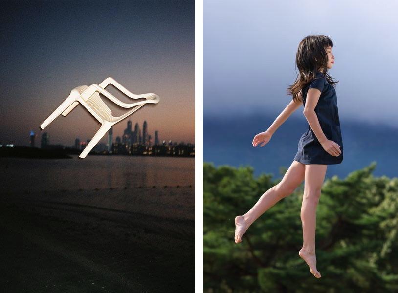Leo Berne - 01, 2013, Hisaji Hara - Natsumi Hayashi Playing Levitation #2, 2018