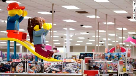 How Lego filled the Toys 'R' Us void