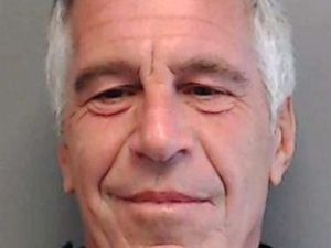 PHOTO: In this handout file photo provided by the Florida Department of Law Enforcement, Jeffrey Epstein poses for a sex offender mugshot after being charged with procuring a minor for prostitution on July 25, 2013 in Fla