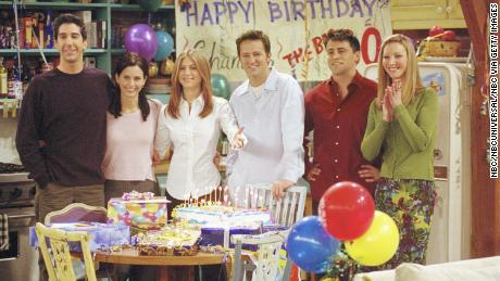 """The One Where They All Turn 30"" first aired in 2001."