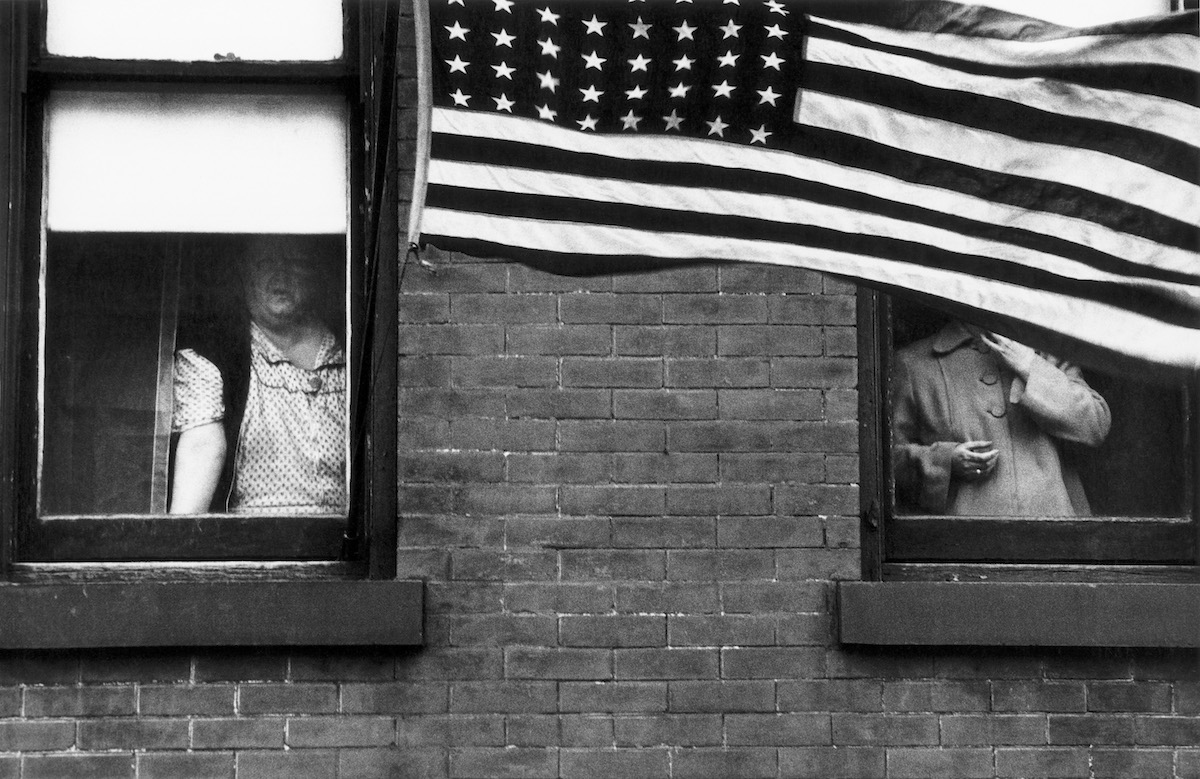Robert Frank, 'Parade - Hoboken, New Jersey,' 1955