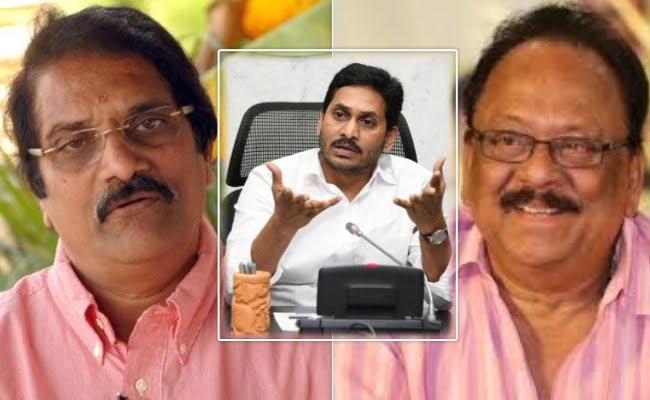 tollywood celebs political rival on ap government
