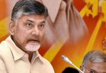 tdp senior leaders giving shock to chandrababu naidu