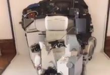 creativity with electronic waste video viral