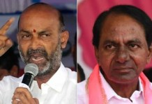 bjp big shock to trs in dubbaka