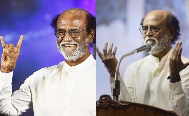 rajinikanth style dilemma about his political entry