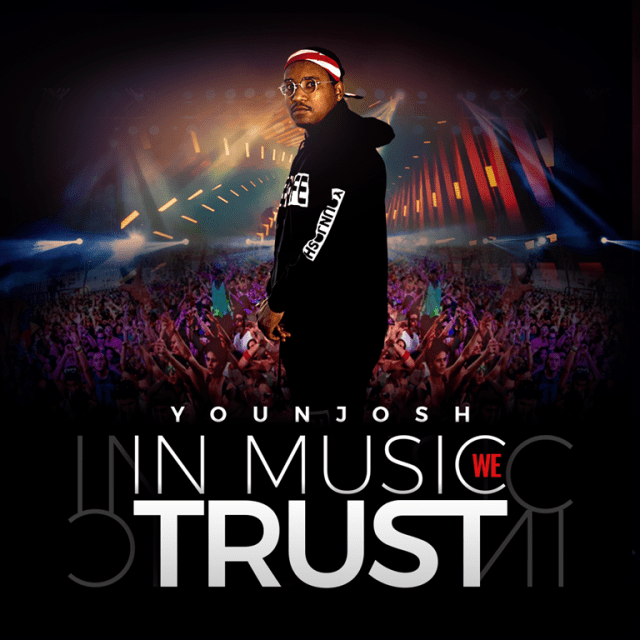 Younjosh gets some tips from Bob Marley's half sister and drops a hit album  – 'In Music We Trust'