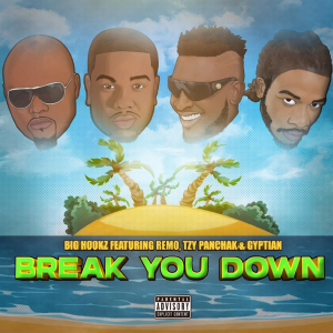 After gaining 3.5 million in streaming, 'Big Hookz' is back with 'Break You Down'