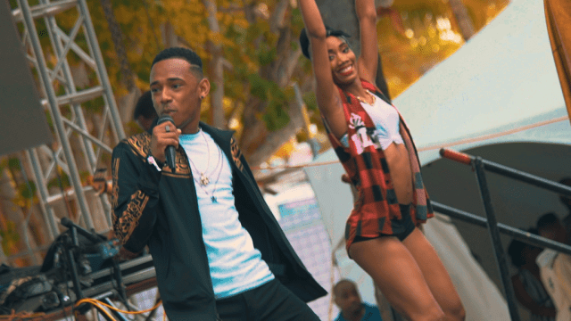 A favourite with the ladies, 'Tyrel Anthony Ross' unleashes new single and video entitled 'Holiday'