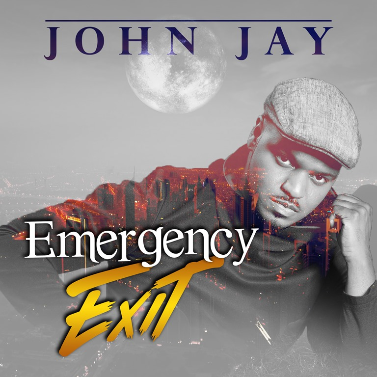 Flying high for you it's the incredible 'John Jay', The Gospel Musician who drops 'Emergency Exit' and it's wonderful, soulful, classic, heartfelt, Pop and R&B smooth vibe!
