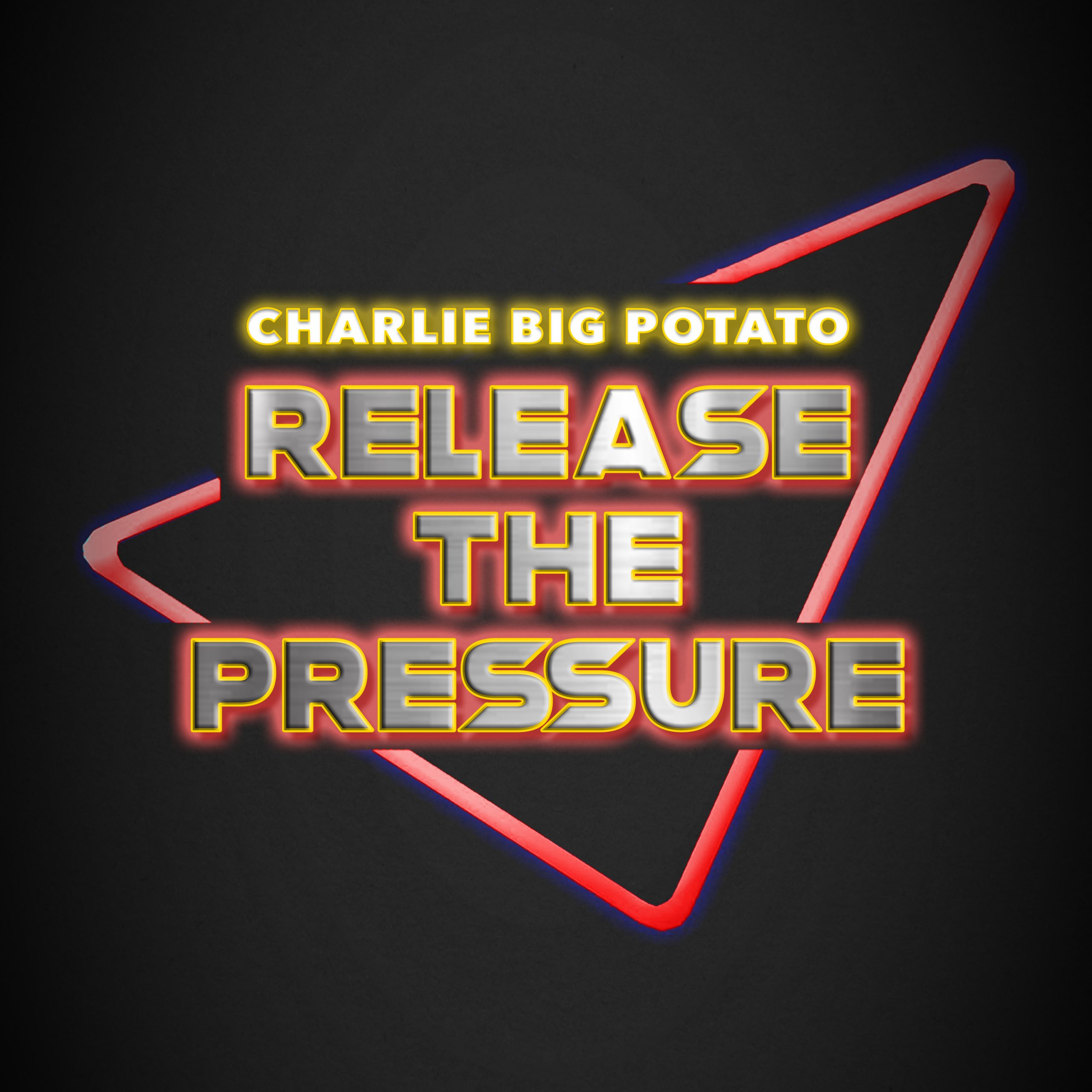 Giving us relief from the strains of life,  Charlie Big Potato drops a big dance banger with 'Release The Pressure'