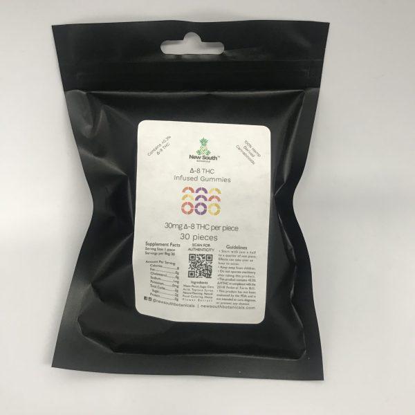 delta 8 thc infused gummies