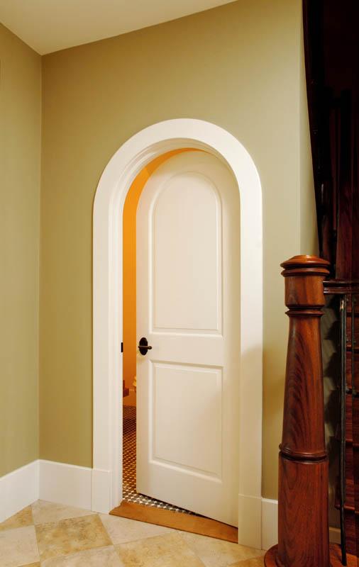 MDF paint grade door